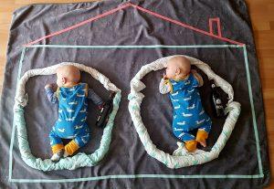 Zweieiige Zwillinge